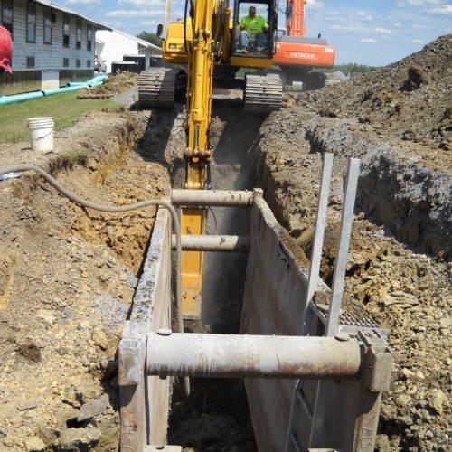 Sewer Renovation - PA ANG